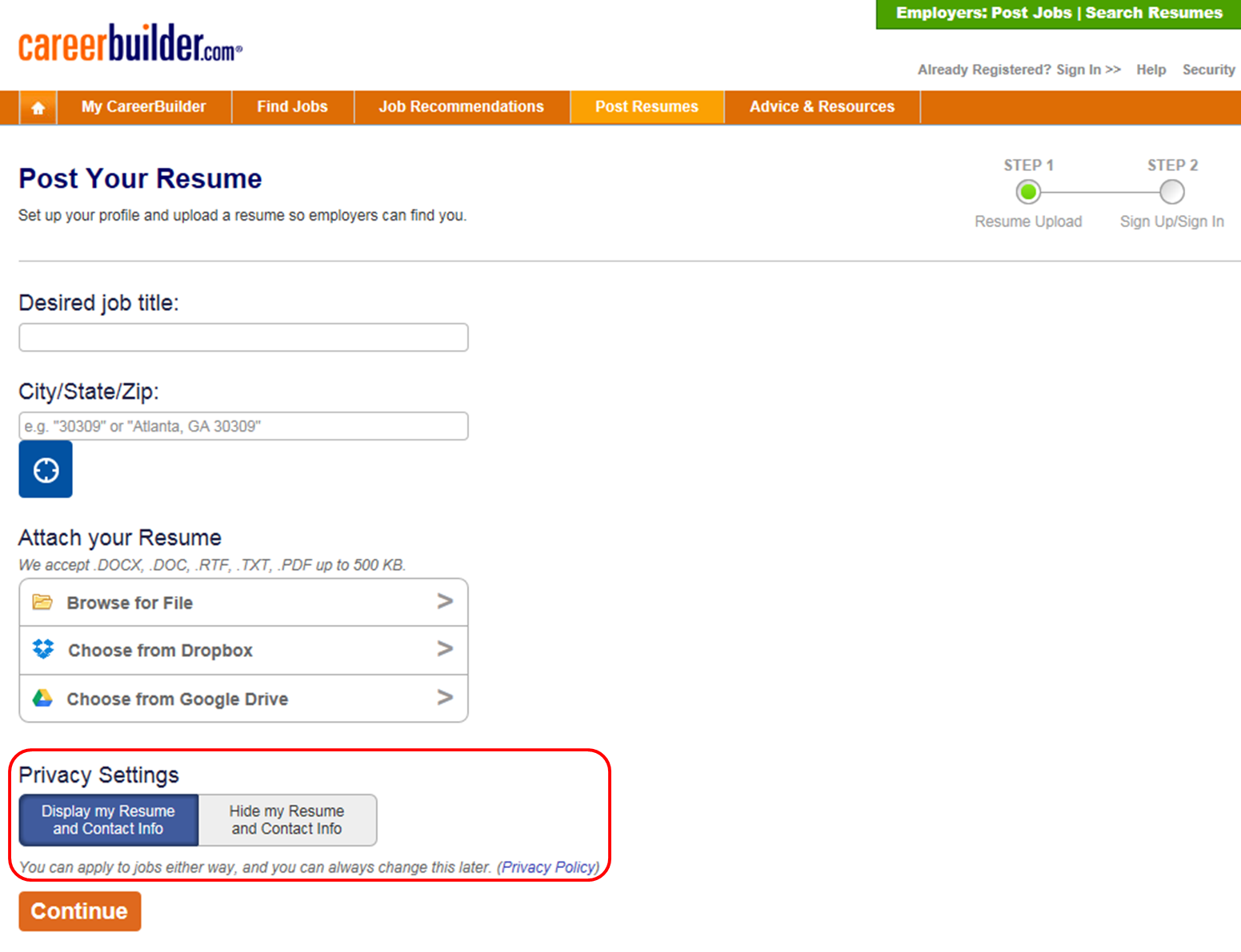 Attractive Career Bulder Resume Free Templates CareerBuilder Portfolio