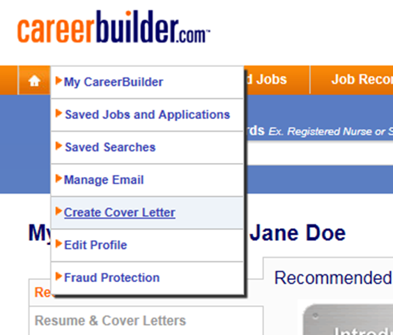 How Do I Add A Cover Letter? (For Job Seekers)
