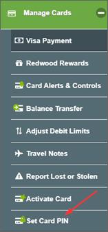 Card Alerts & Controls