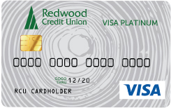 RCU Visa Platinum Card