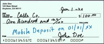 Deposit Check Online Wells Fargo