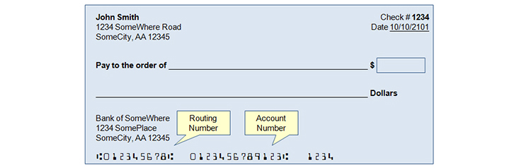 Example Check
