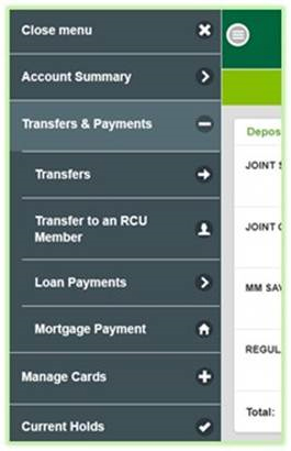 Mobile Loan Payments