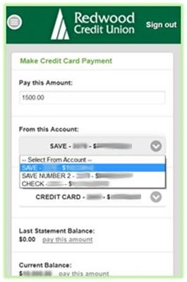 Mobile Selection of Accounts