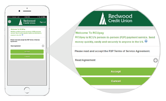 RCUpay Terms of Service Agreement