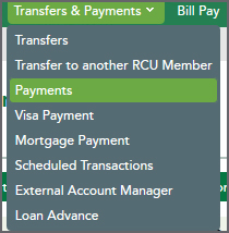 Transfers & Payments > Payments